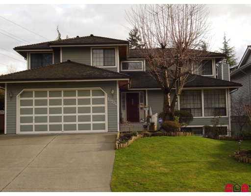 """Main Photo: 10734 DONCASTER in Delta: Nordel House for sale in """"Delsom Village"""" (N. Delta)  : MLS®# F2703459"""
