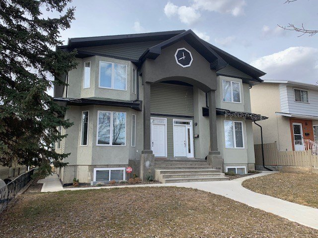 Main Photo: 12118 79 Street in Edmonton: Zone 05 House Half Duplex for sale : MLS®# E4179116