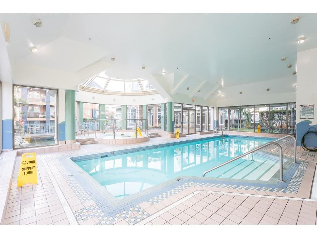 "Photo 19: Photos: 404 3065 PRIMROSE Lane in Coquitlam: North Coquitlam Condo for sale in ""LAKESIDE TERRACE"" : MLS®# R2428749"