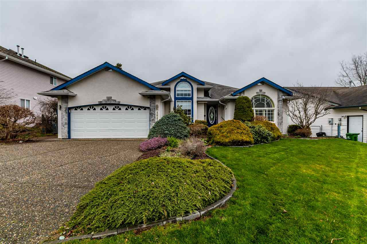 "Main Photo: 46435 MULLINS Road in Chilliwack: Promontory House for sale in ""PROMONTORY HEIGHTS"" (Sardis)  : MLS®# R2442891"