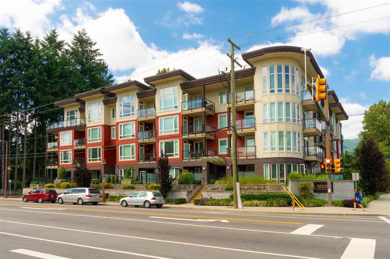 Main Photo: 302 1188 JOHNSON Street in Coquitlam: Eagle Ridge CQ Condo for sale : MLS®# R2468242