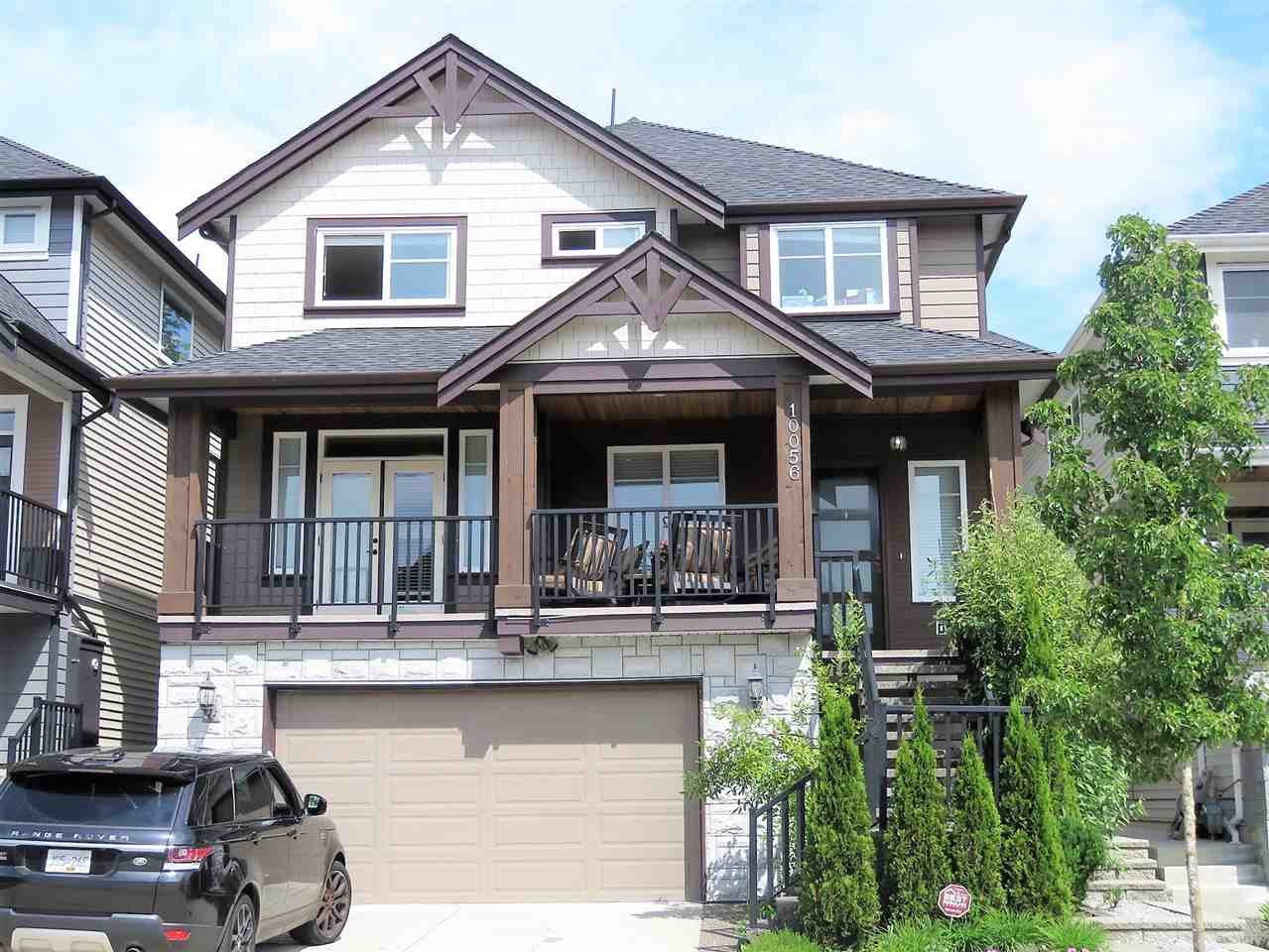 "Main Photo: 10056 247 Street in Maple Ridge: Albion House for sale in ""Jackson Ridge"" : MLS®# R2472983"