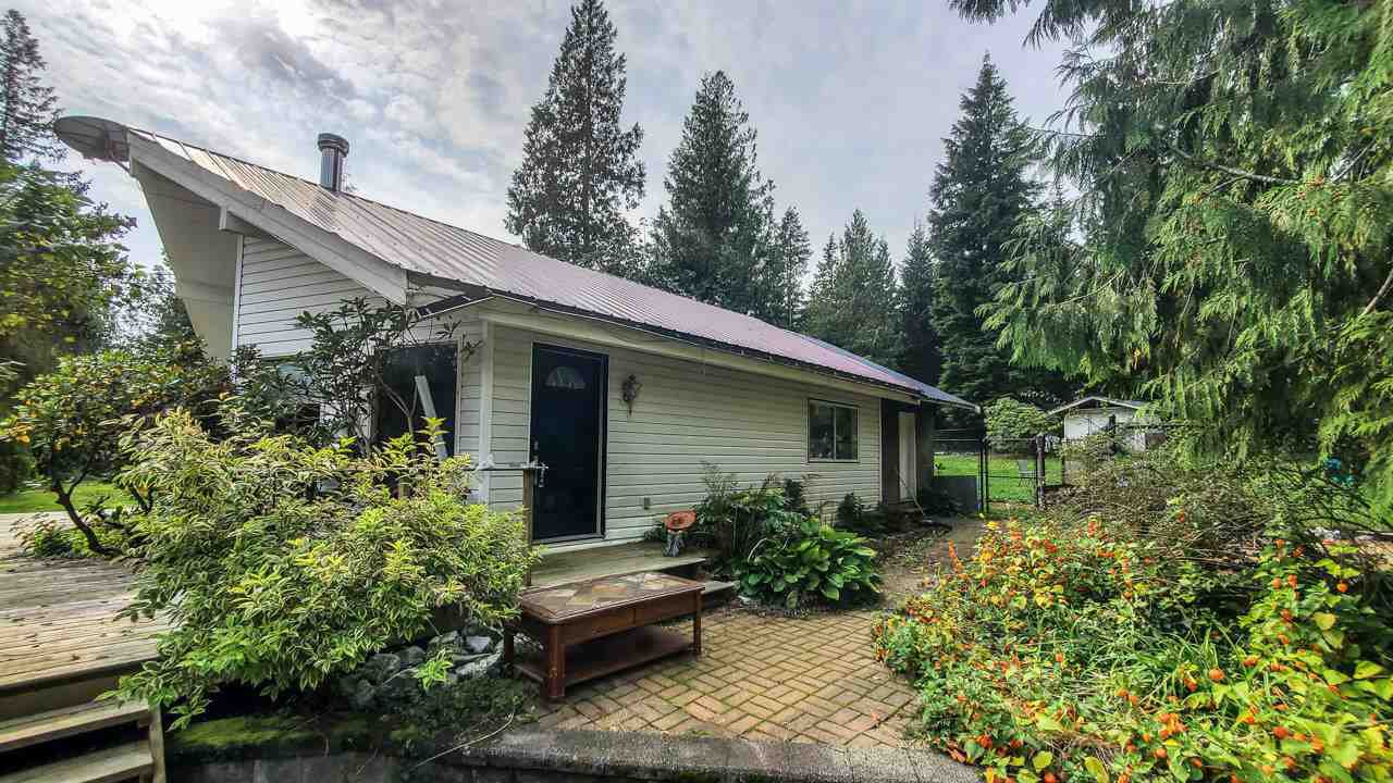 Main Photo: 12791 PILGRIM Street in Mission: Stave Falls House for sale : MLS®# R2504465