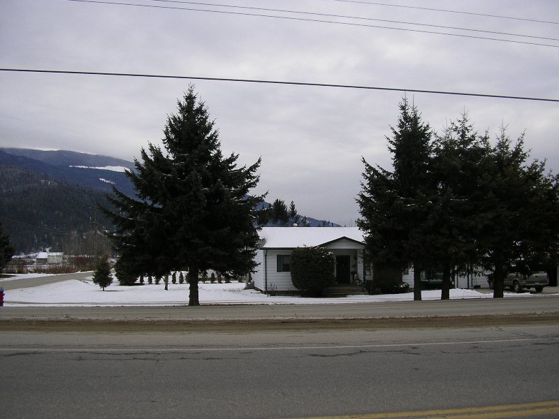 Main Photo: 813 Trans Can Frtg Road in Sicamous: Home for sale : MLS®# 10000966