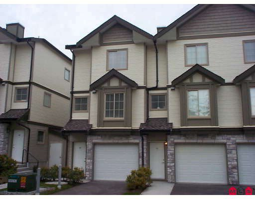 """Main Photo: 58 14855 100 Avenue in Surrey: Guildford Townhouse for sale in """"Hampstead Mews"""" (North Surrey)  : MLS®# F2728272"""