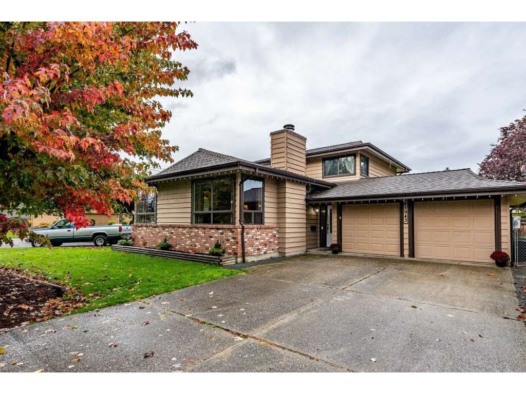 "Main Photo: 45943 HIGGINSON Road in Sardis: Sardis East Vedder Rd House for sale in ""Sardis Park"" : MLS®# R2414165"