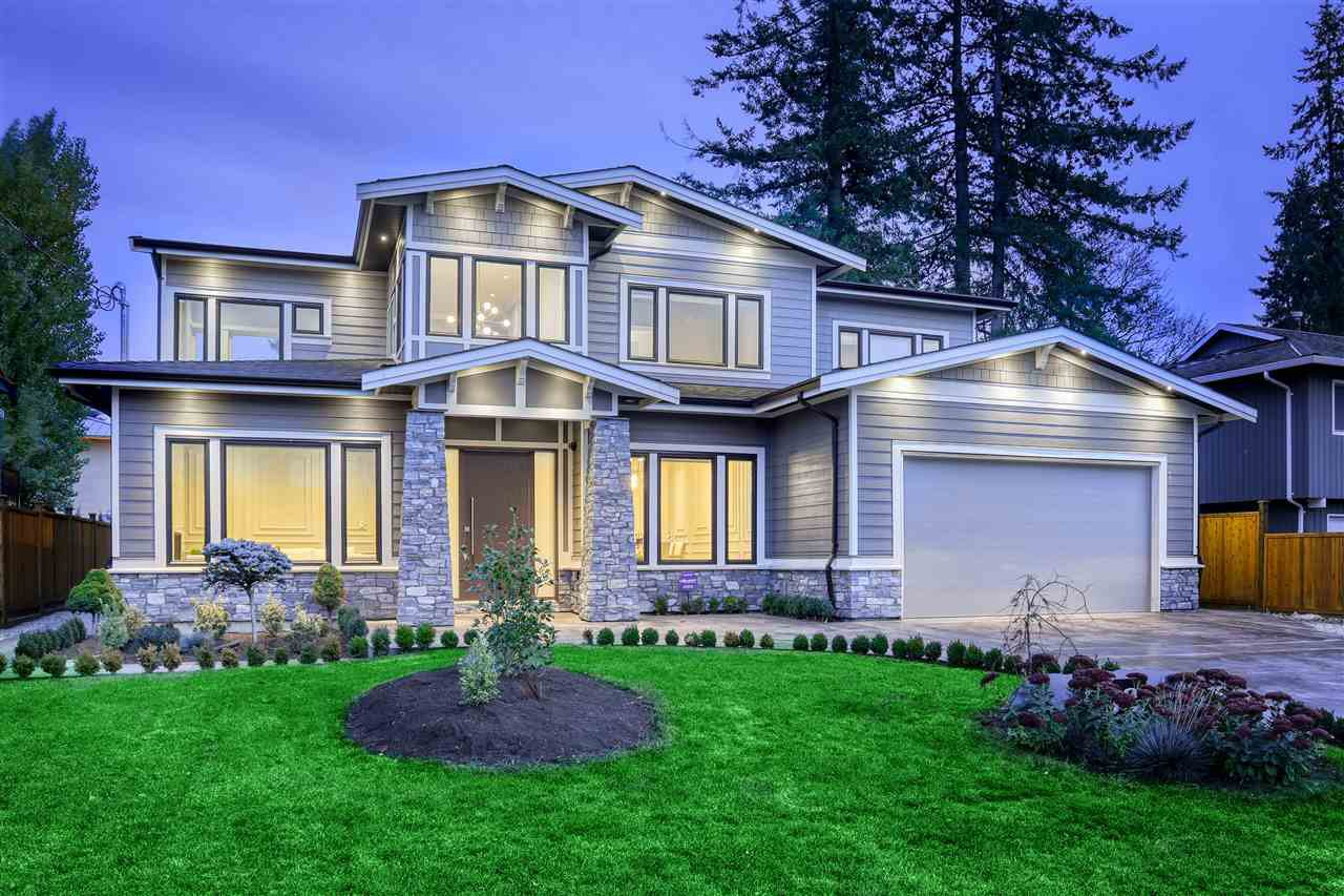 """Main Photo: 933 JARVIS Street in Coquitlam: Harbour Chines House for sale in """"HARBOUR CHINES"""" : MLS®# R2417761"""