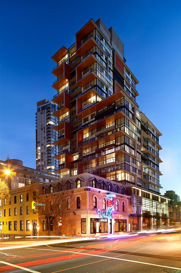 "Main Photo: 2501 1325 ROLSTON Street in Vancouver: Downtown VW Condo for sale in ""ROLSTON"" (Vancouver West)  : MLS®# R2435675"