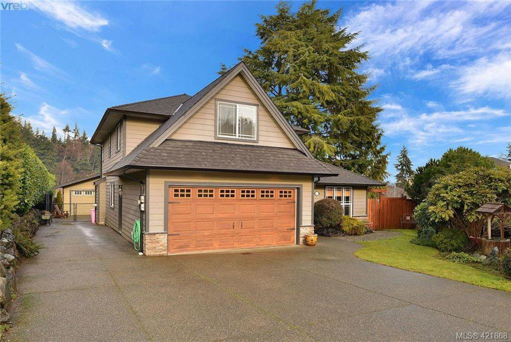 Main Photo: 1634 Elise Close in SOOKE: Sk Whiffin Spit Single Family Detached for sale (Sooke)  : MLS®# 421868