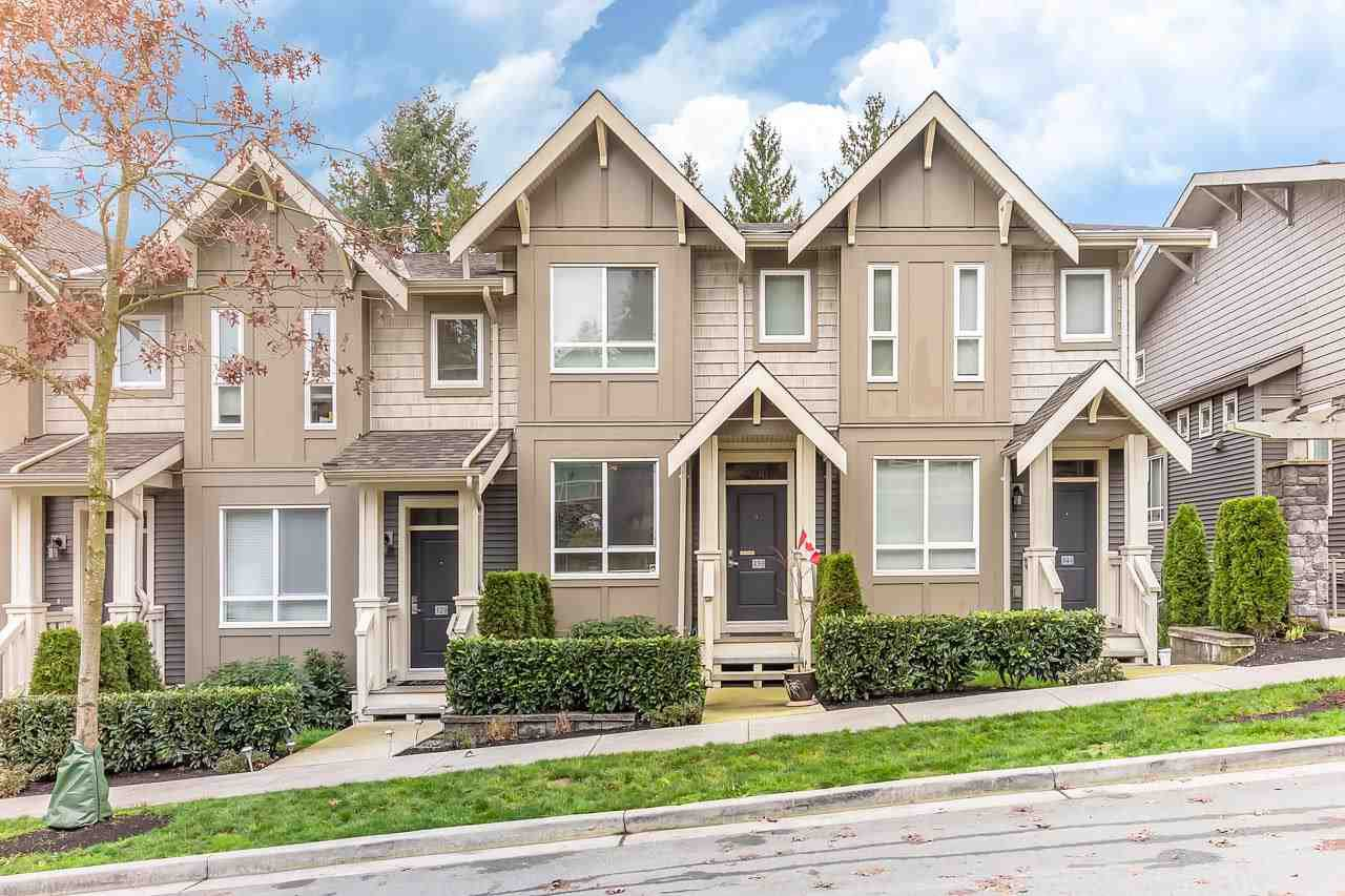 """Main Photo: 13 3395 GALLOWAY Avenue in Coquitlam: Burke Mountain Townhouse for sale in """"WYNWOOD"""" : MLS®# R2453479"""