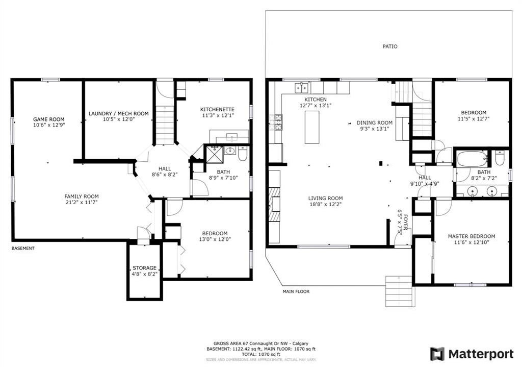 Photo 29: Photos: 67 Connaught Drive NW in Calgary: Cambrian Heights Detached for sale : MLS®# A1033424