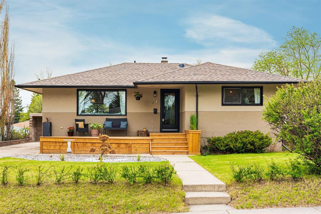 Main Photo: 67 Connaught Drive NW in Calgary: Cambrian Heights Detached for sale : MLS®# A1033424