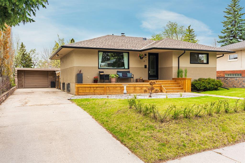Photo 2: Photos: 67 Connaught Drive NW in Calgary: Cambrian Heights Detached for sale : MLS®# A1033424