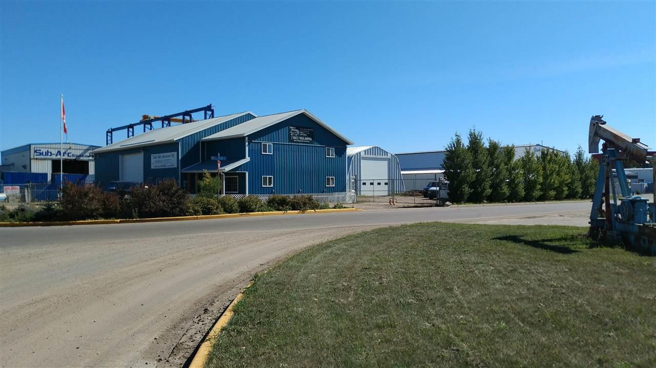 Main Photo: 13 Exploration Drive: Devon Industrial for sale : MLS®# E4220212