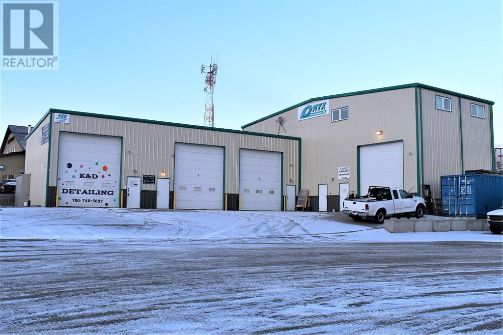 Main Photo: 120 Steele  Crescent in Hinton: Industrial for sale : MLS®# A1049414