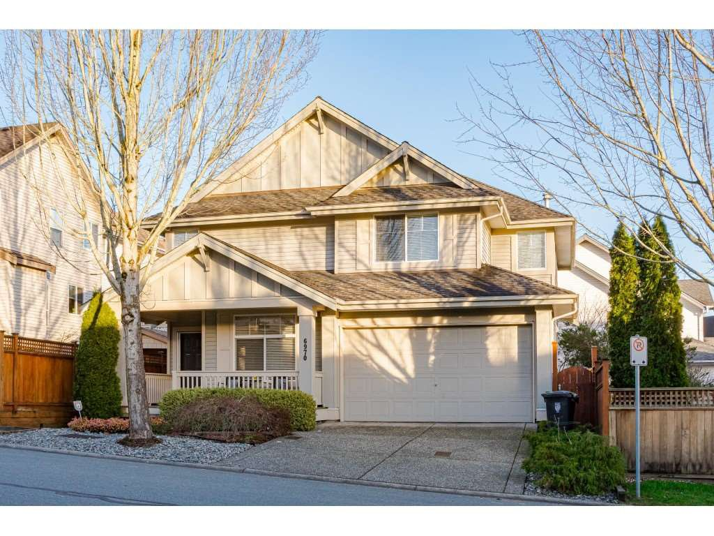 Main Photo: 6970 201A Street in Langley: Willoughby Heights House for sale : MLS®# R2528505