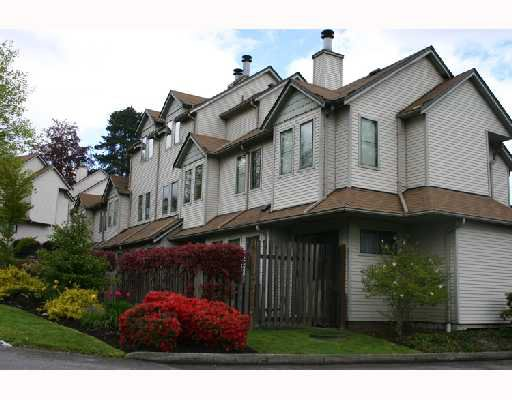 Main Photo: 40 98 BEGIN Street in Coquitlam: Maillardville Townhouse for sale : MLS®# V653203