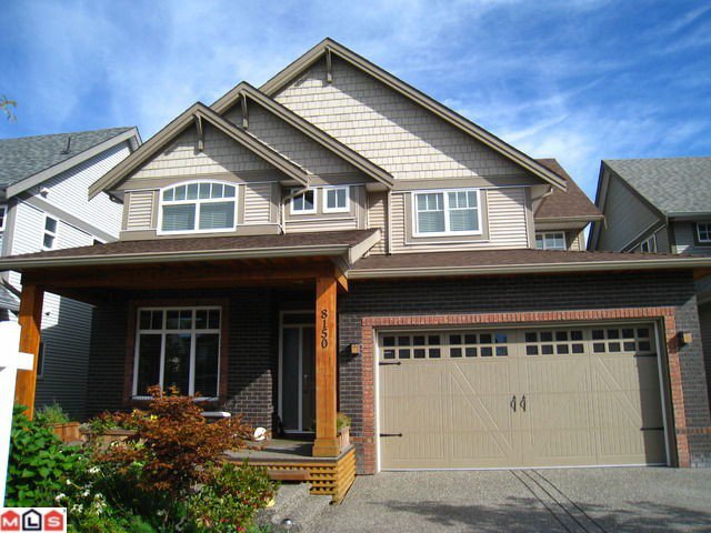 "Main Photo: 8150 211TH ST in Langley: Willoughby Heights House for sale in ""Yorkson"" : MLS®# F1124541"