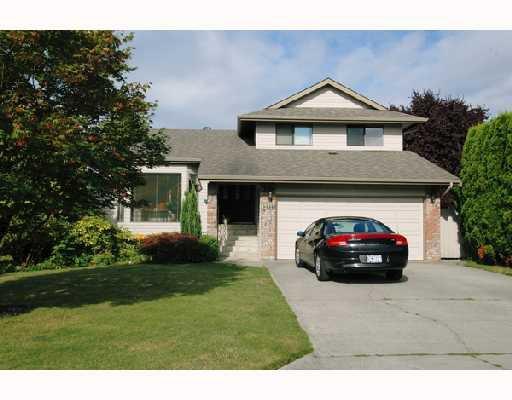 Main Photo: 12211 MAKINSON Street in Maple_Ridge: Northwest Maple Ridge House for sale (Maple Ridge)  : MLS®# V664908