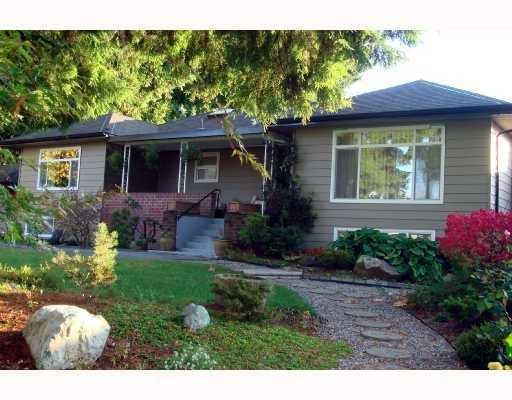 Main Photo: 2050 SPERLING AV in Burnaby: House for sale : MLS®# V676806