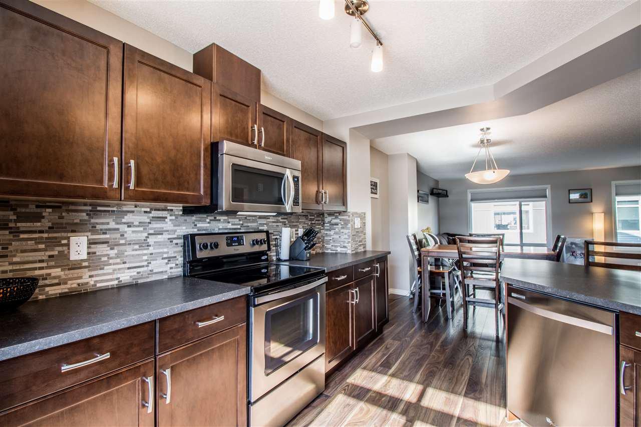 Main Photo: 60 7503 GETTY Gate in Edmonton: Zone 58 Townhouse for sale : MLS®# E4166981