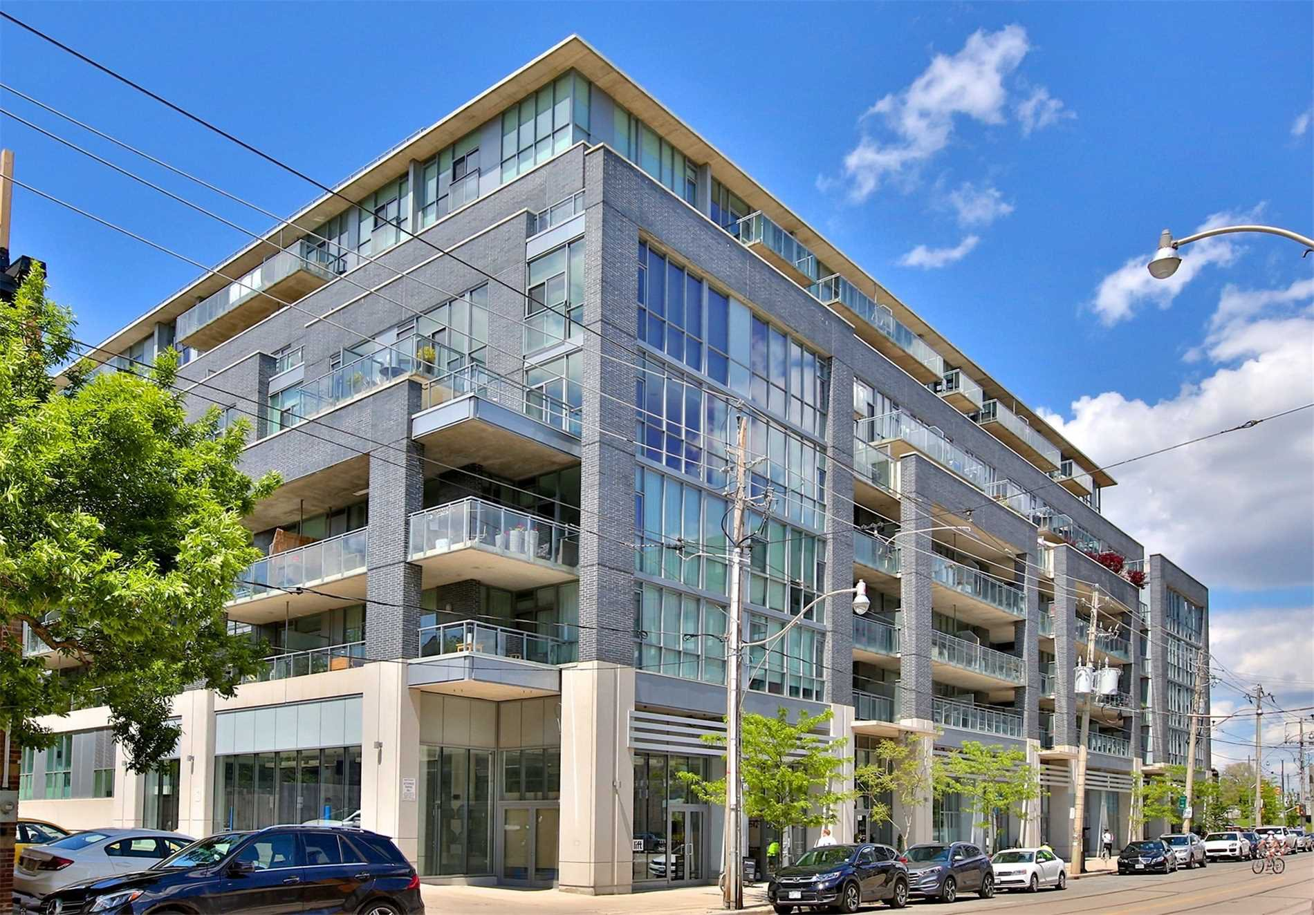 Main Photo: 325 510 E King Street in Toronto: Moss Park Condo for sale (Toronto C08)  : MLS®# C4528106