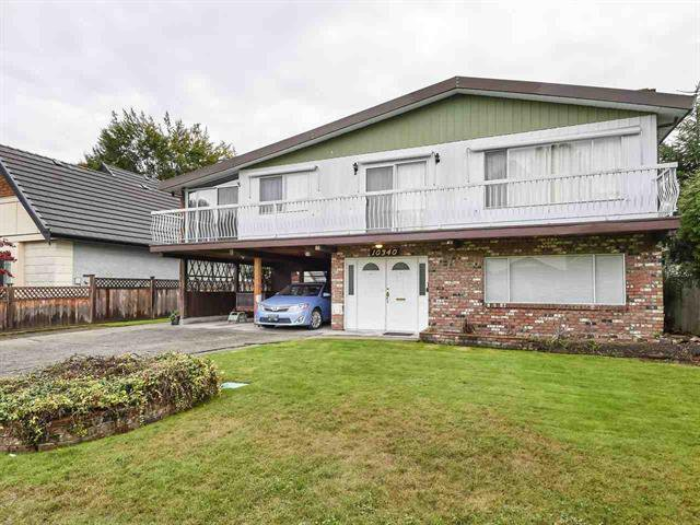 Main Photo: 10340 REYNOLDS DR in RICHMOND: Woodwards House for sale (Richmond)  : MLS®# R2407363