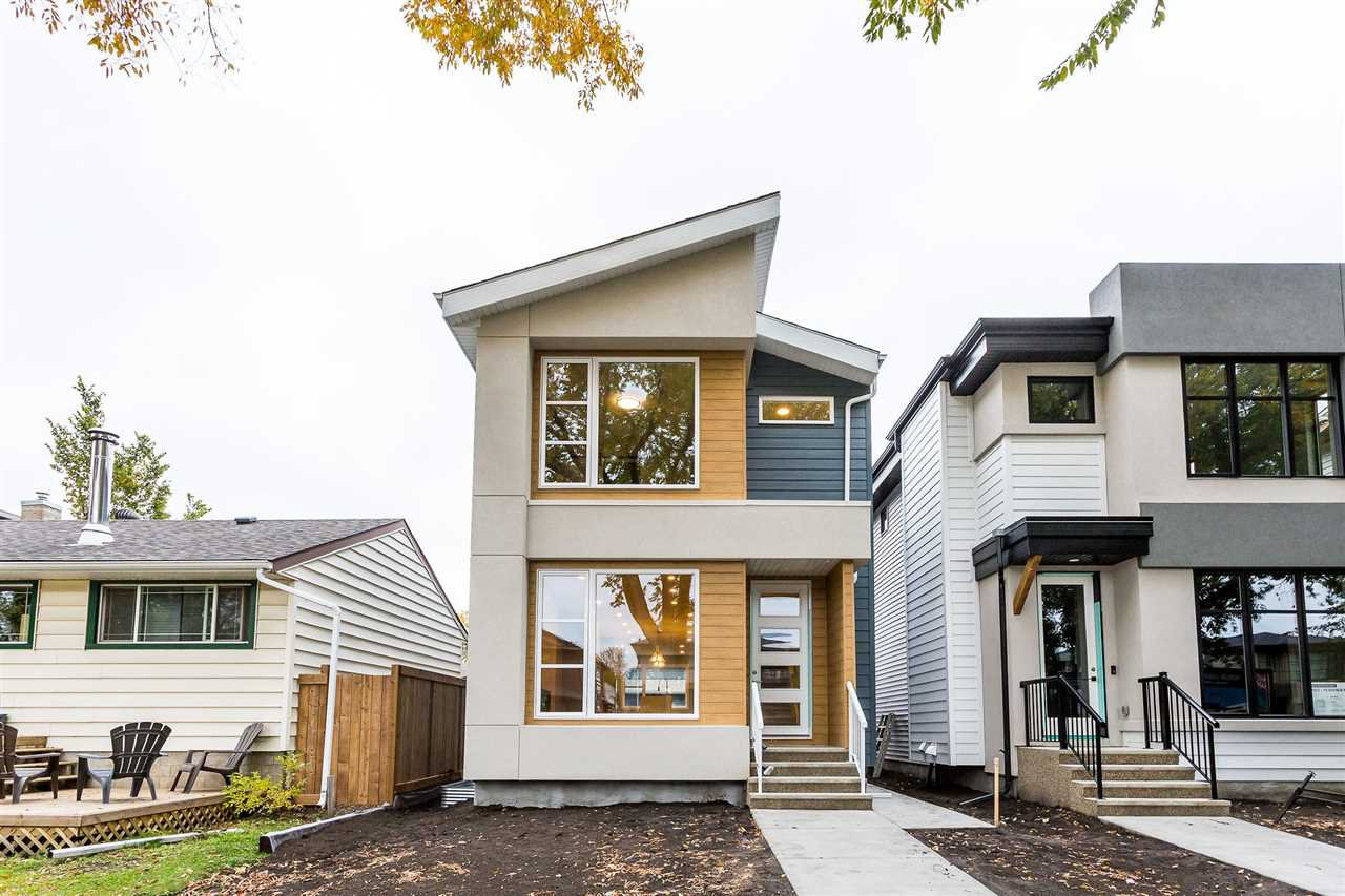 Main Photo: 9511 70 Avenue NW in Edmonton: Zone 17 House for sale : MLS®# E4176249