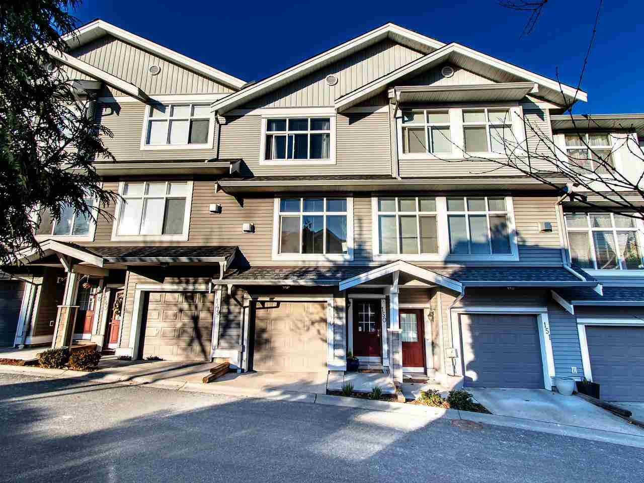 "Main Photo: 150 20449 66 Avenue in Langley: Willoughby Heights Townhouse for sale in ""NATURES LANDING"" : MLS®# R2422981"