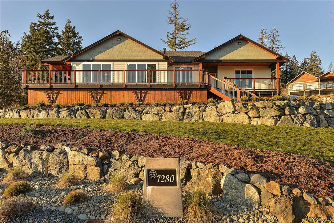 Main Photo: 7280 Mugford's Landing in Sooke: Sk John Muir House for sale : MLS®# 836418