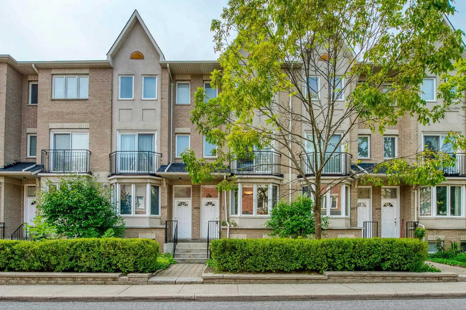 Main Photo: 606 19 Rosebank Drive in Toronto: Malvern Condo for sale (Toronto E11)  : MLS®# E4914391