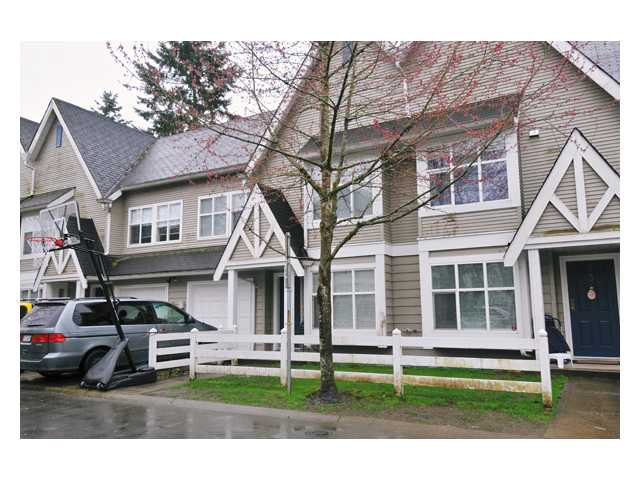"Main Photo: # 32 11757 236TH ST in Maple Ridge: Cottonwood MR Condo for sale in ""GALIANO"" : MLS®# V879555"