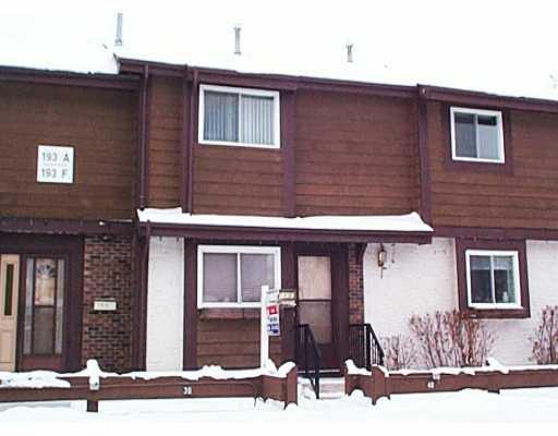 Main Photo: E 193 BELIVEAU Road in WINNIPEG: St Vital Condominium for sale (South East Winnipeg)  : MLS®# 2201077
