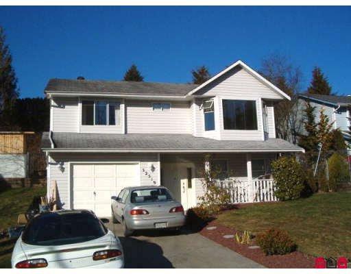 Main Photo: 32519 BRANT AV in Mission: House for sale : MLS®# F2804658
