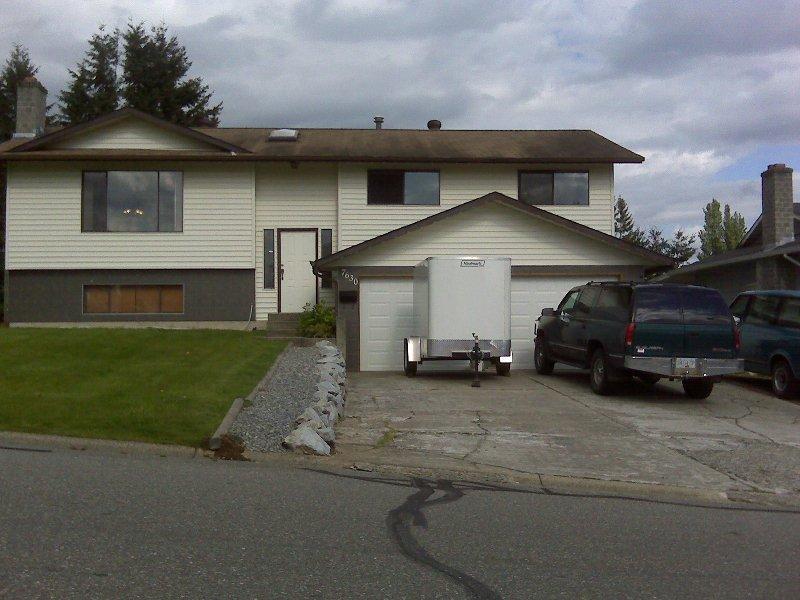 Main Photo: 7630 Eider Street in Mission: Condo for sale