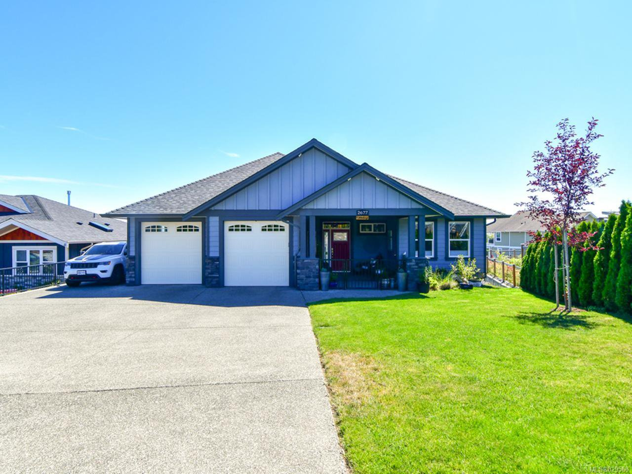 Main Photo: 2677 SUNDERLAND ROAD in CAMPBELL RIVER: CR Willow Point House for sale (Campbell River)  : MLS®# 829568