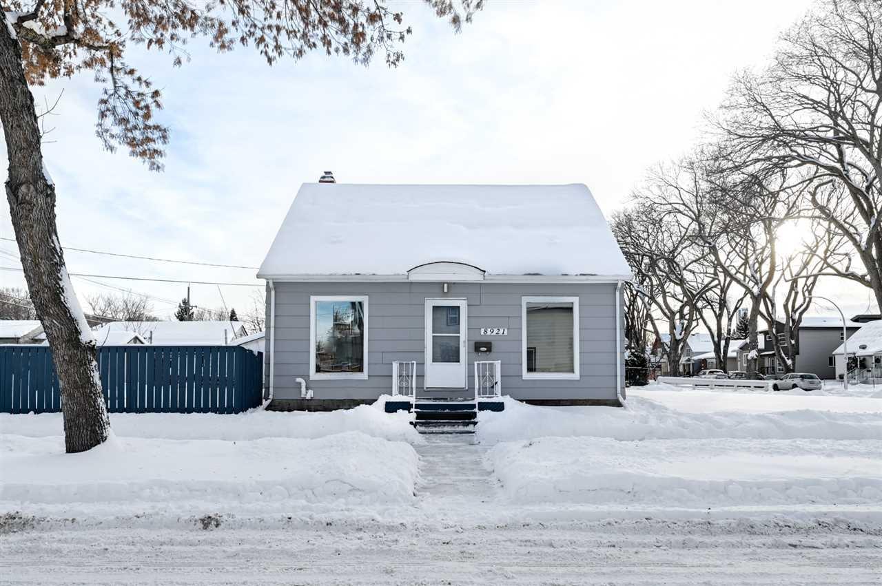 Main Photo: 8921 114 Avenue in Edmonton: Zone 05 House for sale : MLS®# E4185744