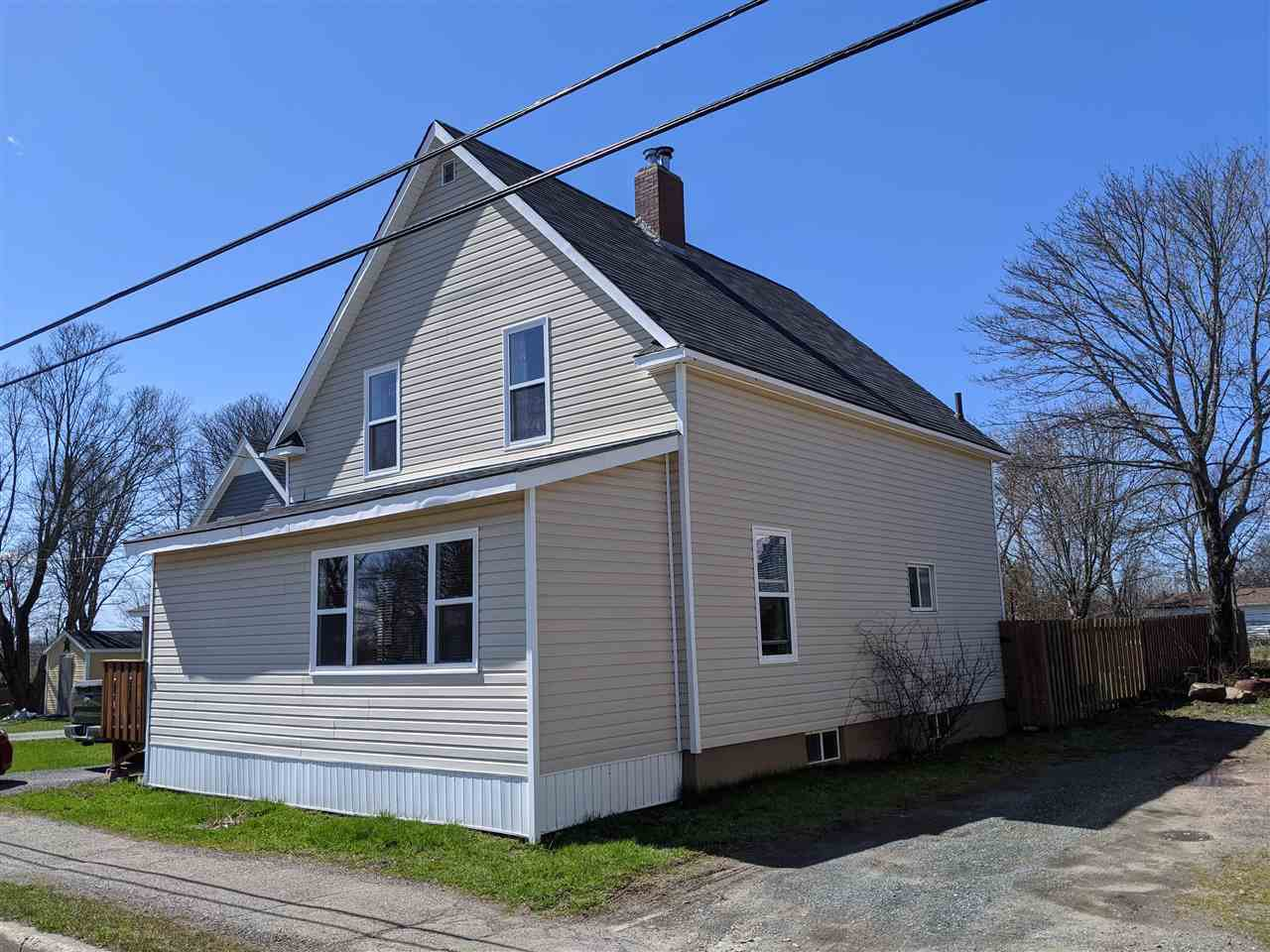 Main Photo: 2112 Church Street in Westville: 107-Trenton,Westville,Pictou Residential for sale (Northern Region)  : MLS®# 202007598