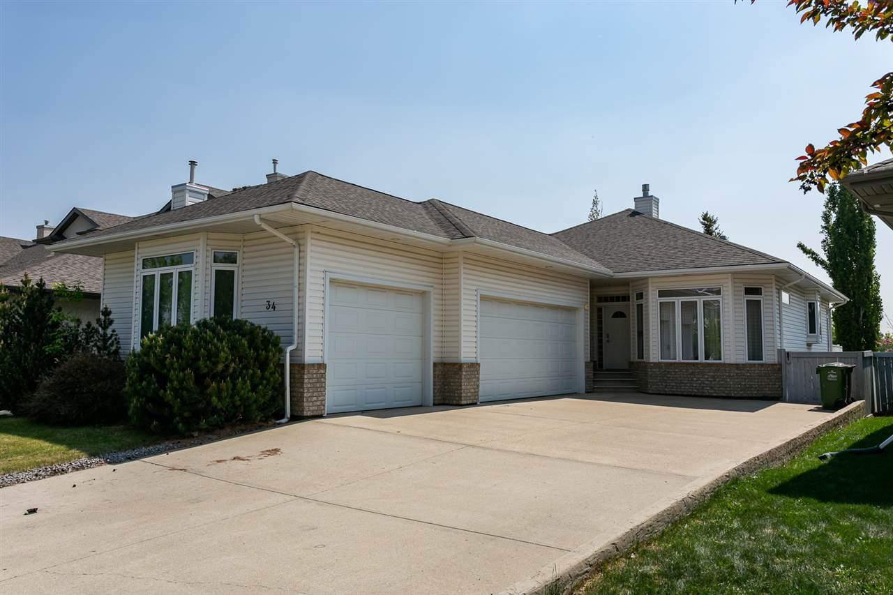 Main Photo: 34 Kendall Crescent: St. Albert House for sale : MLS®# E4203561