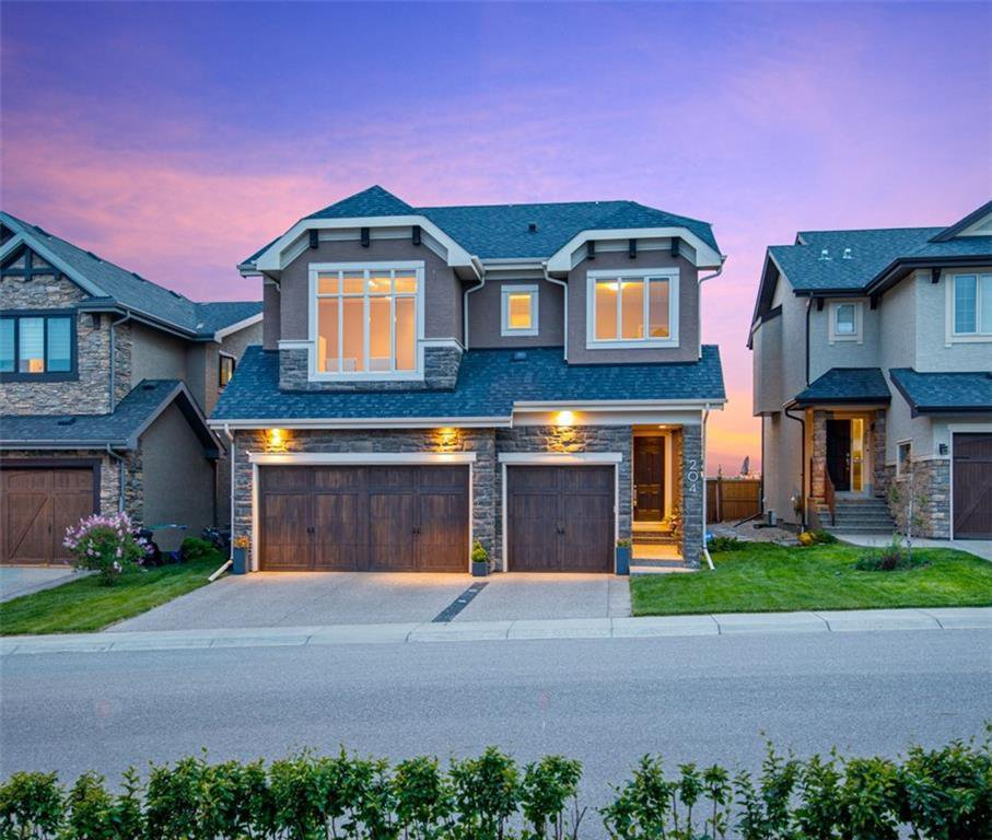 Main Photo: 204 ASCOT Crescent SW in Calgary: Aspen Woods Detached for sale : MLS®# A1025178