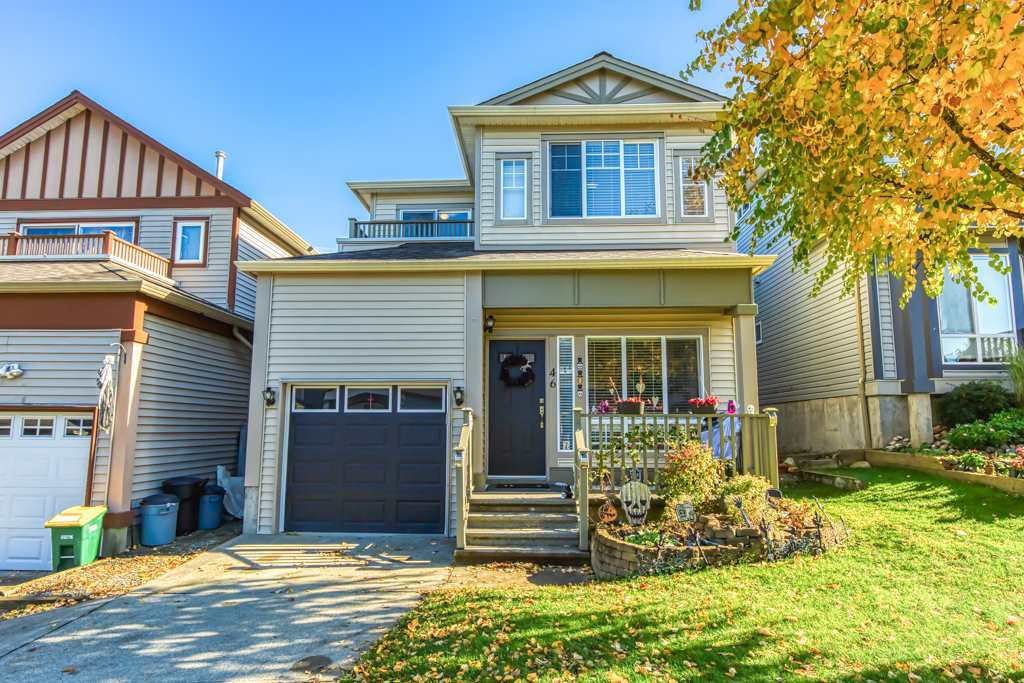 """Main Photo: 46 8888 216 Street in Langley: Walnut Grove House for sale in """"Hyland Creek"""" : MLS®# R2512762"""