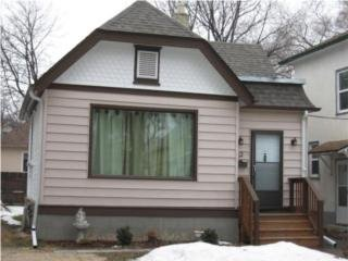 Main Photo: 62 Polson Avenue in Winnipeg: North End Residential  ()  : MLS®# 1004027