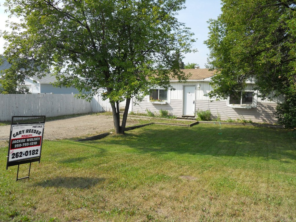 Main Photo: 10616 101 Street in Taylor: House for sale : MLS®# N203779
