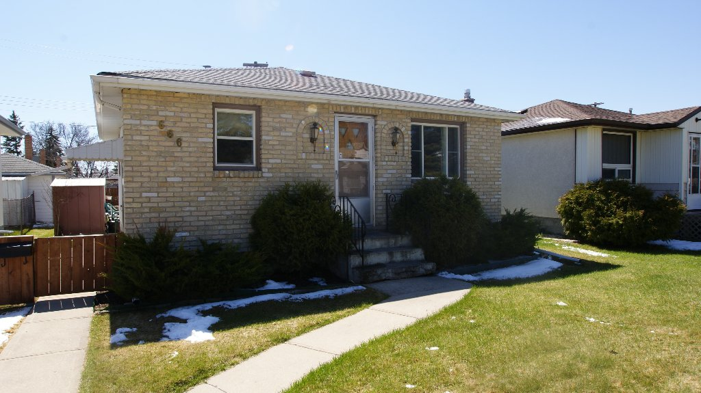 Main Photo: 666 Manhattan in Winnipeg: East Kildonan Residential for sale (North East Winnipeg)  : MLS®# 1107914