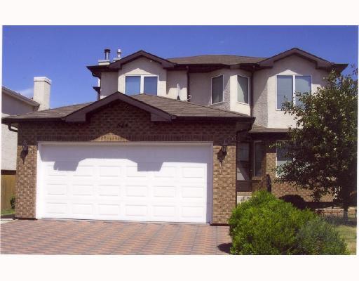 Main Photo: 544 BAIRDMORE Boulevard in WINNIPEG: A14 Residential for sale (South Winnipeg)  : MLS®# 2803947