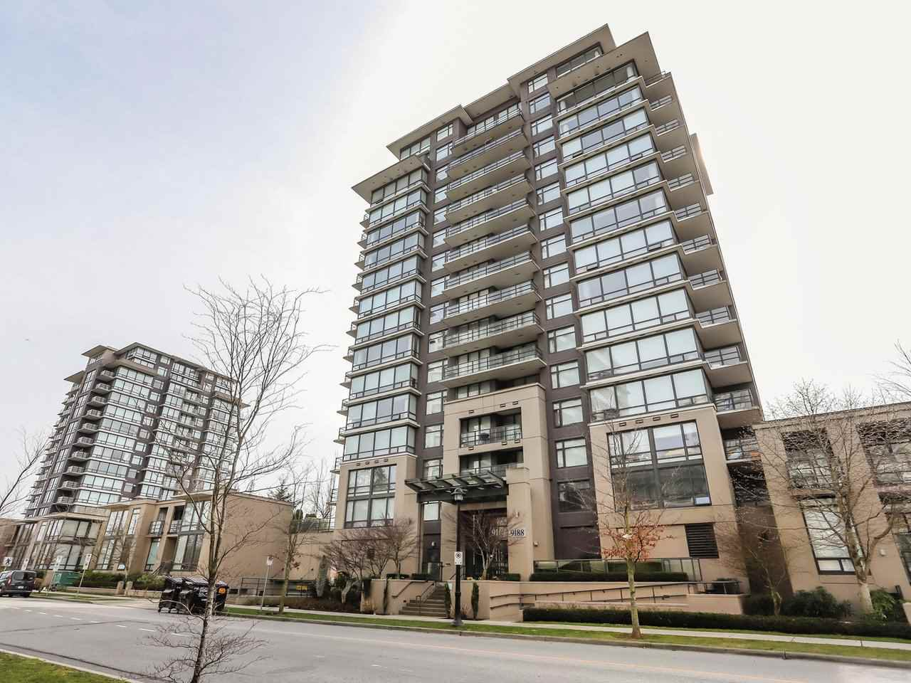 "Main Photo: 1101 9188 COOK Road in Richmond: McLennan North Condo for sale in ""RESIDENCE ON THE PARK"" : MLS®# R2391889"