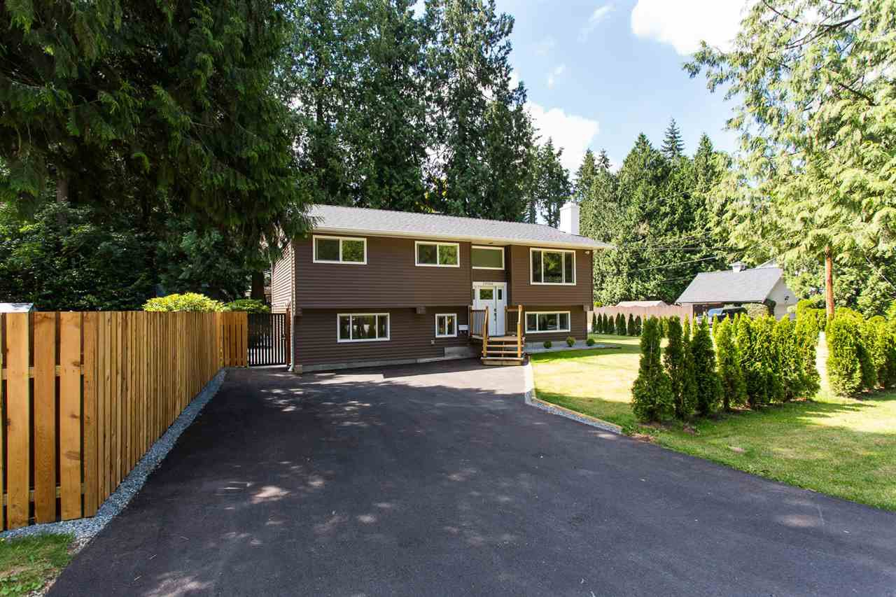 "Main Photo: 19966 44 Avenue in Langley: Brookswood Langley House for sale in ""Brookswood"" : MLS®# R2404351"