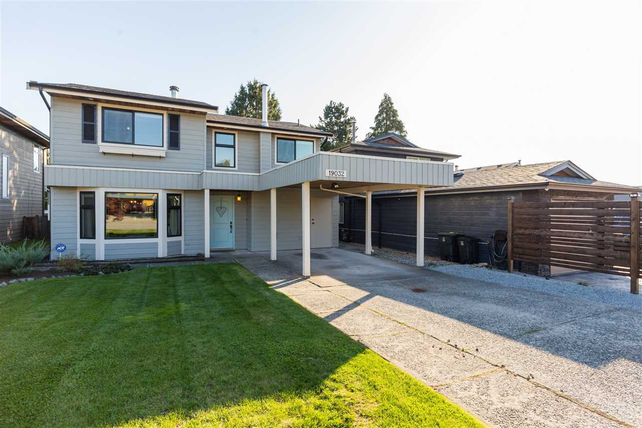 Main Photo: 19032 117B Avenue in Pitt Meadows: Central Meadows House for sale : MLS®# R2414992