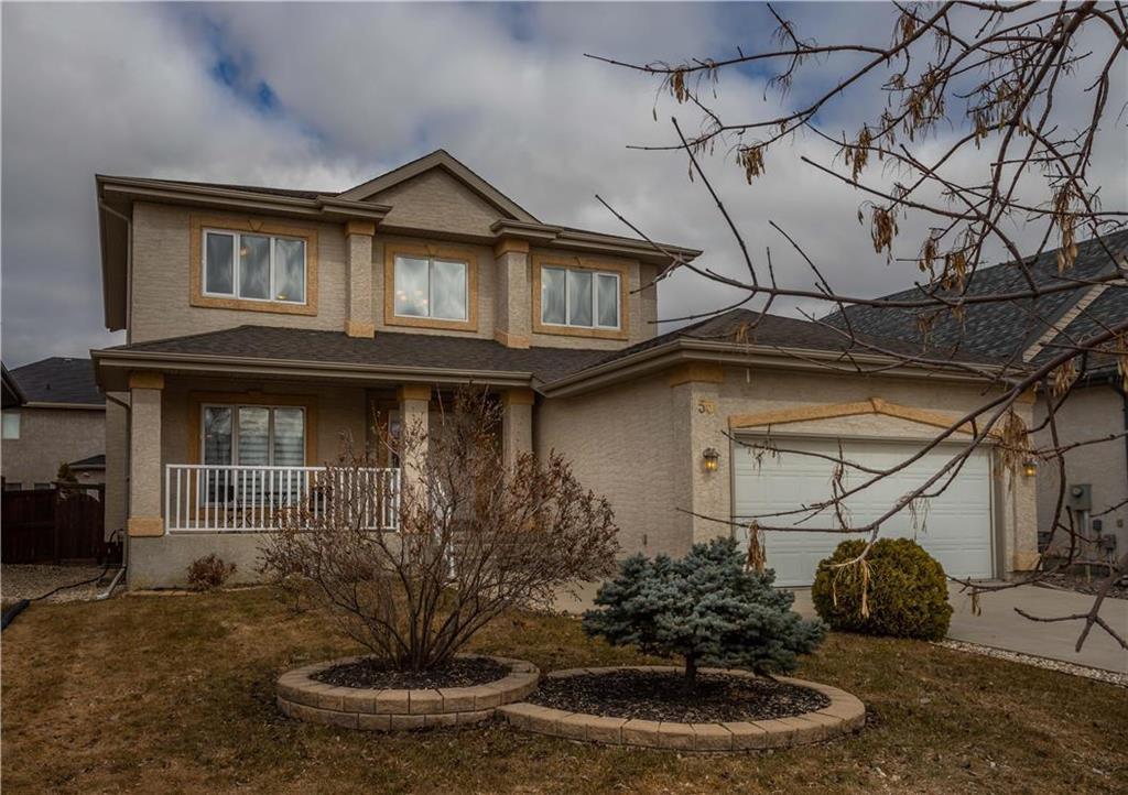Main Photo: 55 Laurel Ridge Drive in Winnipeg: Linden Ridge Residential for sale (1M)  : MLS®# 202007791