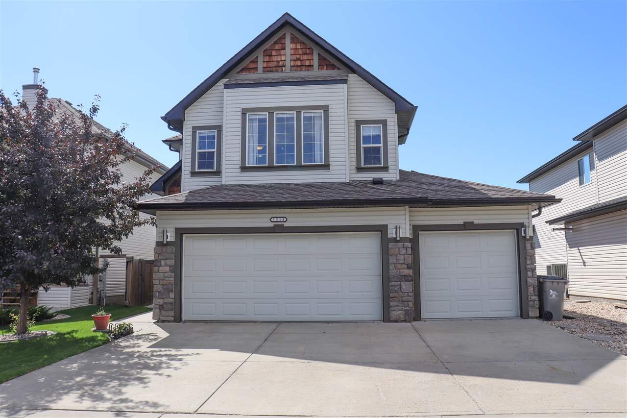 Main Photo: 5318 61 Street: Beaumont House for sale : MLS®# E4207129